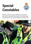 NYP16-0239 - Postcard: Special Constable recruitment